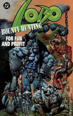 Lobo Bounty Hunting for Fun and Profit (1995) #1A FN/VF 7.0