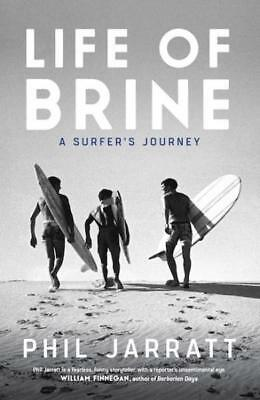 NEW Life of Brine By Phil Jarratt Paperback Free Shipping
