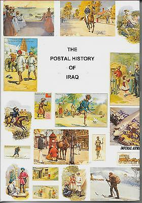 The Postal History Of Iraq By E.b.proud