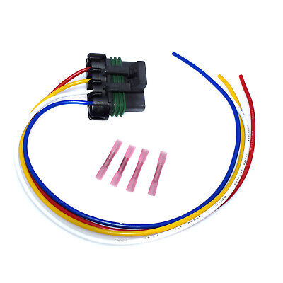 Blower Motor Resistor Connector Pigtail Harness for Colorado Canyon HVAC PT1231