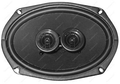 1959-60 Cadillac HT Dash /& Rear Speakers Exact Fit No Mods For Stereo Radio