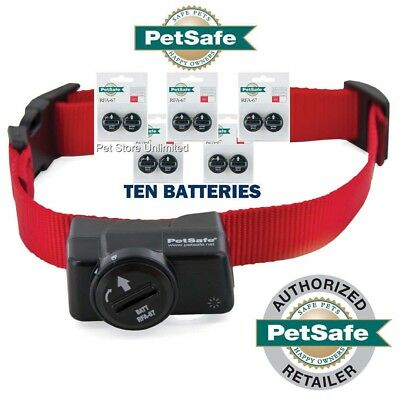 PetSafe Wireless Dog Fence Collar PIF-275-19 for PIF-300 with FREE Batteries