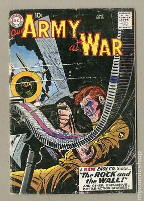 Our Army at War (1952) #83 FR 1.0