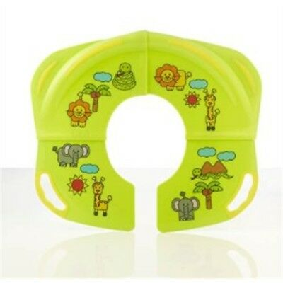 Babyway Foldable Toilet Seat (d) - Baby Child Travel Portable Potty Training