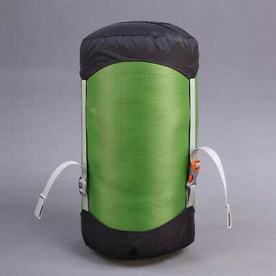 New Outdoor Sleeping Bag Pack Compression Bag Stuff Sack 5 Size High Quality