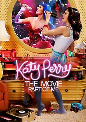 Katy Perry the Movie:part of Me - DVD Region 1 Free Shipping!