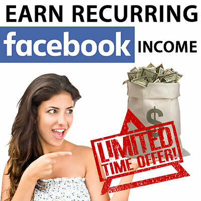 RARE Profitable Facebook Business -Earn Recurring 2K Income Every Month Must See