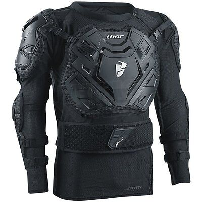 New Thor Sentry Xp Motocross Enduro Body Armour Large/xlarge