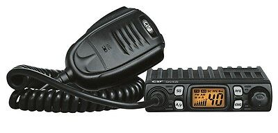 CRT ONE N AM FM Multistandard CB AM FM CB RADIO + FREE CIGARETTE LIGHTER ADAPTER