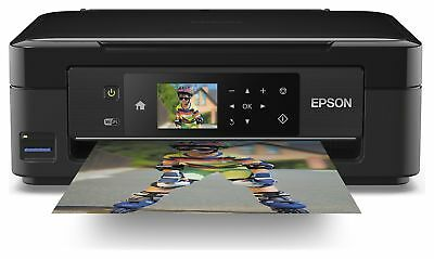 Epson XP-432 All-In-One WiFi Printer - Black -From the Argos Shop on ebay
