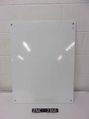 "NEW OTHER Hoffman A30P24 Steel 21""x27""x 4 Hole Panel Cover (ENC2368)"