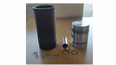 CYLINDER WITH PISTONS gafoor Motor 2BN 2 BN - Tractor: Abn - CYLINDER PISTONS