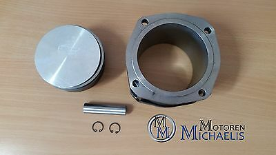 Mercedes Cylinder Piston Laufbüchse Compressor Air Pressure Unimog Ø 94mm