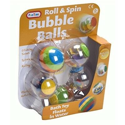 """Fun Time 55396 """"roll And Spin"""" Bubble Ball"""