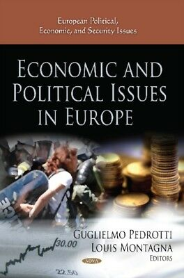 Economic & Political Issues Eu, 9781614704546