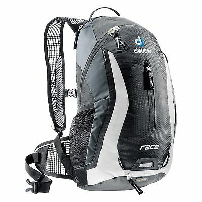 Deuter Race Back Pack Bag - Road MTB Bike Cycling Cycle - Black/White