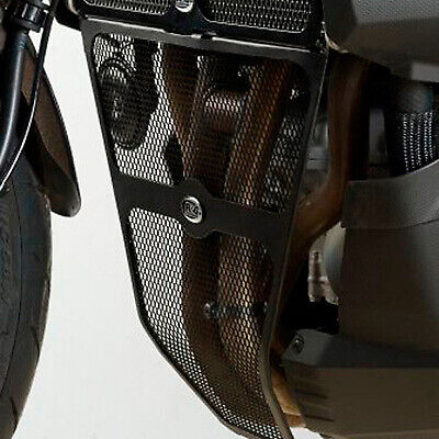 R&G Racing Downpipe Grille For Kawasaki 2013 ZZR1400