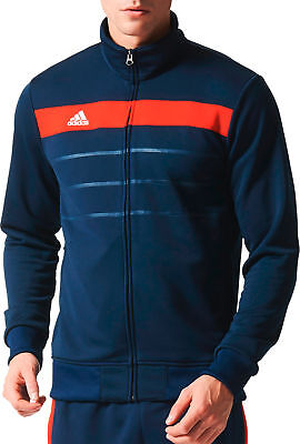 adidas AB16 Mens Track Training Jacket - Navy