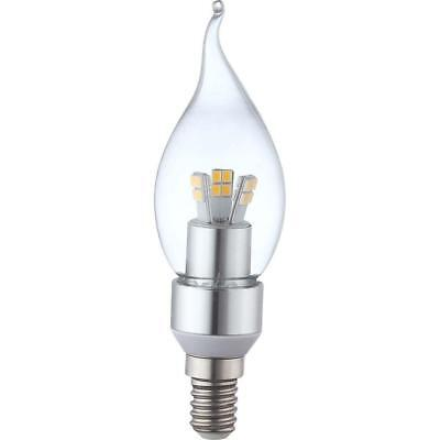 Globo - E14 Power SMD LED Windstoss-Kerze 3W, warmweiss 230V 10753 EEK:A