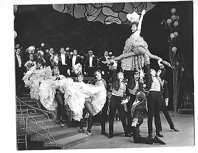 1964 PRESS PHOTO Theatre Celebrity Patrice Munsel The Merry Widow 6713