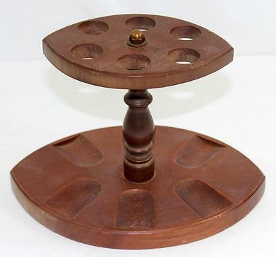 Vintage Estate Pipe Stand