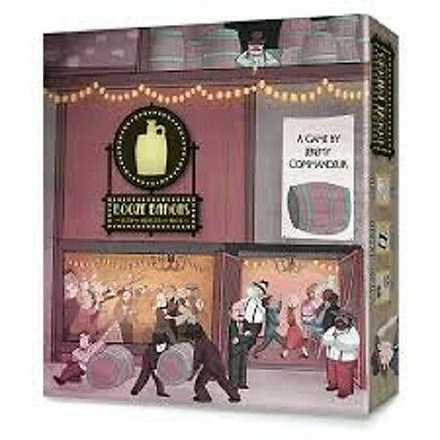 Booze Barons Board Game Brand New & Sealed Cheap!!
