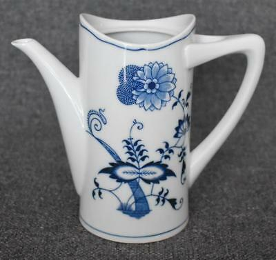 Lovely Blue Danube Banner Mark Individual Coffee Pot Base Only