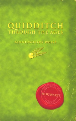Comic Relief: Quidditch Through the Ages (Harry Potter's Schoolbooks), Good Cond
