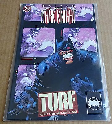 Dc Comics; Batman Legends Of The Dark Knight #44  New/unread High Grade Free P/p