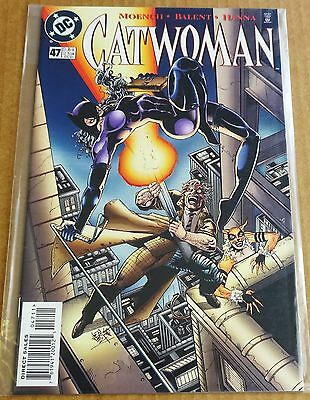Dc Comics; Catwoman Comic  #47  New/unread High Grade Nm  Free P/p