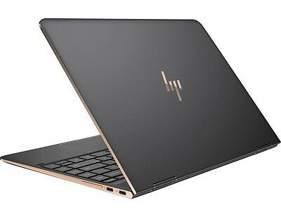"2017 4K 16GB 512GB SSD i7-7500U Rose Gold HP Spectre 13 x360 13.3"" Laptop RF BT"