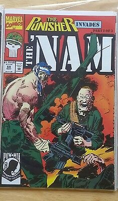The 'Nam #68 (May 1992, Marvel) 1st Print nm