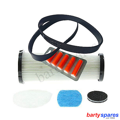 Hepa Filter Kit / Belts & Air Fresh for VAX Vacuum Cleaner replaces 1712897900