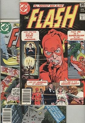 Flash #260 and #261 VG