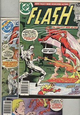 Flash #266 and #267