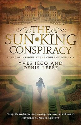 The Sun King Conspiracy NEW BOOK