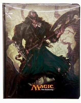 Magic the Gathering Innistrad - 9-Pocket Album von Ultra Pro Ordner Sammelalbum