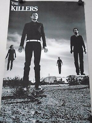 the Killers - Orig. Poster B&W #1317 / Exc. New condition 22 x 34 1/2""