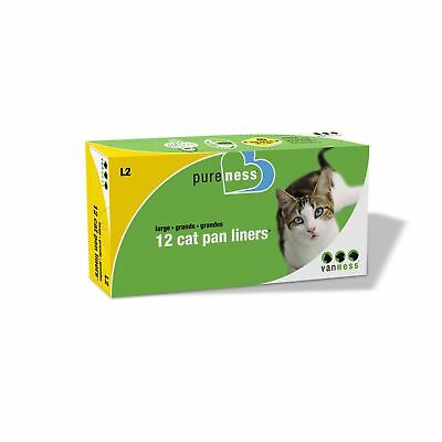 Kennelpak Limited Van Ness Large Litter Pan Liners (Pack Of 12)