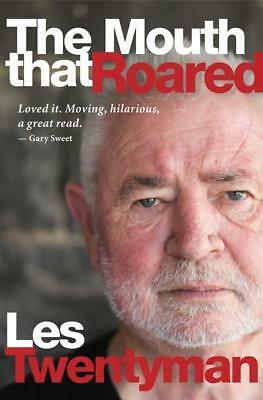 NEW The Mouth that Roared By Les Twentyman Paperback Free Shipping