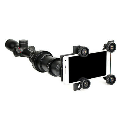 Universal Clip Scope Phone Mount Adapter for  38-48mmEyepiece Spotting Scope HOT