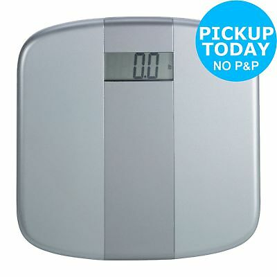 Weight Watchers Silver Electronic Scale. From the Official Argos Shop on ebay