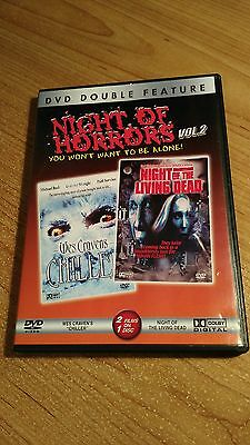 Night of Horrors  -  Chiller /  Night of the Living Dead  (DVD, 2007)