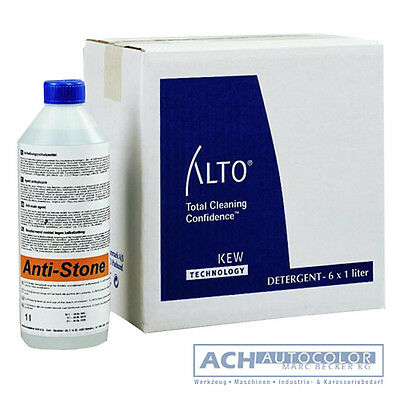 6 x 1 LITRE Nilfisk Alto Lime Protection for High Pressure Cleaner Anti-Stone