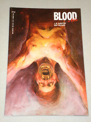 Blood A Tale Vol 1 Graphic Novel J.m. Dematteis