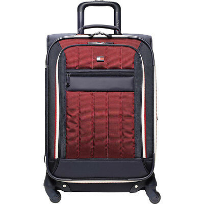 "Tommy Hilfiger Luggage Classic Sport 21"" Exp. Carry-On Softside Carry-On NEW"