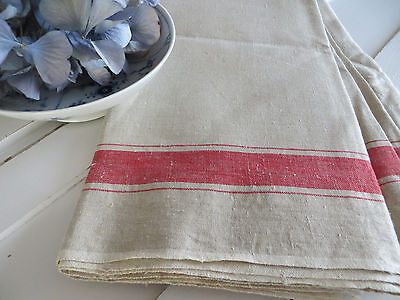 Mangle Cloth Upholstery Banquet  Tablecloth Fabric  3.30 Yards Linen Never Used