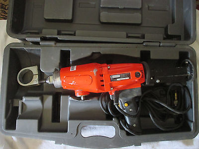 Diamond Products CB500 Hand Held Core Drill With Case