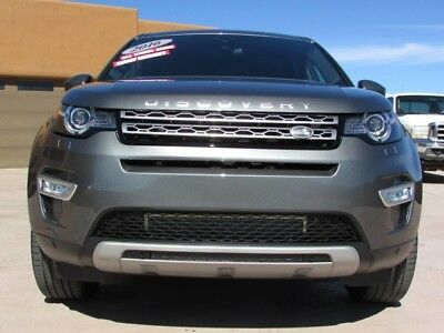 2016 Land Rover Discovery  OFF ROAD LUXURY! 16 LAND ROVER DISCOVERY SPORT HSE 11K MILES 1 OWNER MINT!