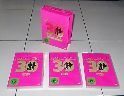 Box 3 Dvd MODERN TALKING 30 The ultimate Fan-edition PERFETTO Sony 2014